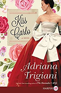 Book Cover: Kiss Carlo: A Novel