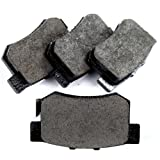 Pagid Rear Brake Pad Set (T3017) for Honda Accord, Civic, Prelude / MG ZR