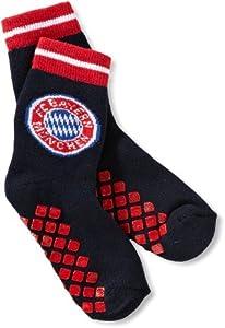 FC Bayern München - Calcetines azul de 75% algodón 22% Polyamid 3% elastano, talla: 23/24cm por FC Bayern München en BebeHogar.com