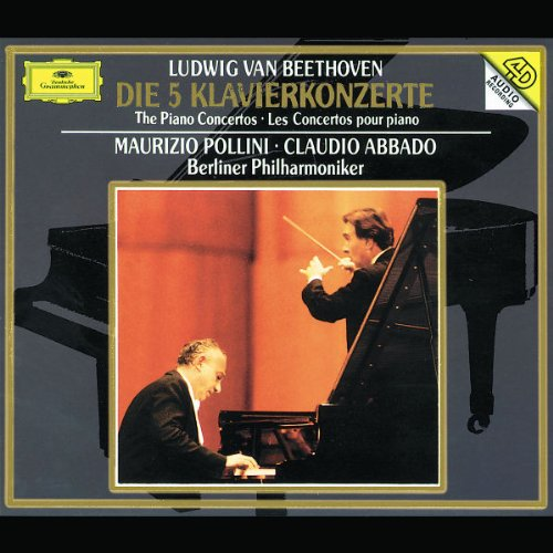 BEETHOVEN : THE PIANO CONCERTOS