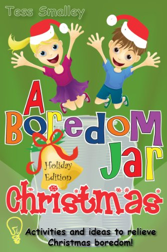 A Boredom Jar Christmas:  activities and ideas to relieve Christmas boredom (Pickle For A Nickle compare prices)