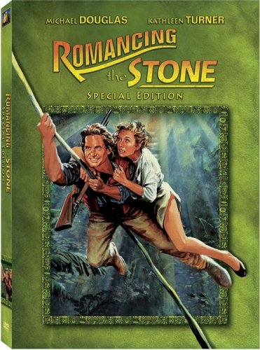 Romancing the Stone [DVD] [1984] [Region 1] [US Import] [NTSC]