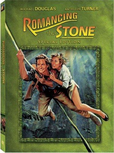 Romancing the Stone [DVD] [1984] [Region 1] [US Import] [NTSC]