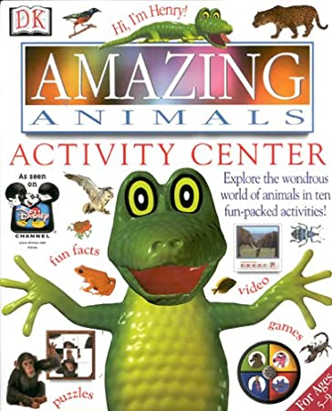 Amazing Animals Activity Center