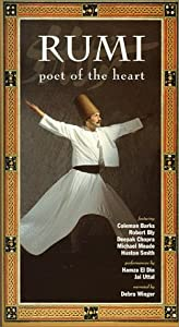 Rumi:Poet of the Heart [VHS]