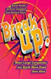 img - for Break Up!: Compact Edition: When Large Companies are Worth More Dead Than Alive book / textbook / text book