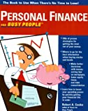 Personal finance for busy people:the book to use when there