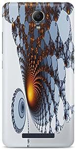 Sand Dunes Designer Printed Hard Back Case cover for Xiaomi Redmi Note 2