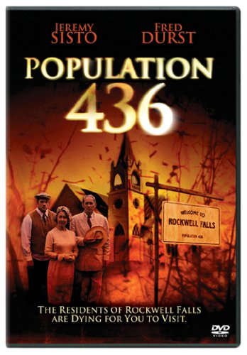 Cover art for  Population 436