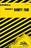 img - for CliffsNotes on Thackeray's Vanity Fair book / textbook / text book