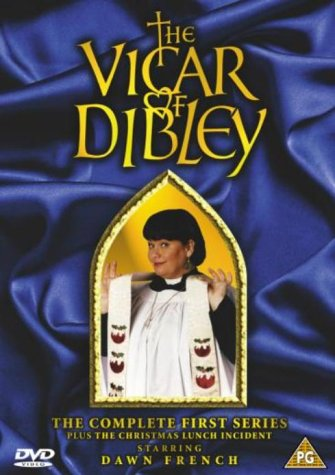 The Vicar of Dibley – The Complete First Series