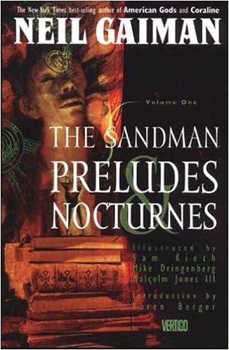 sandman series volume 1