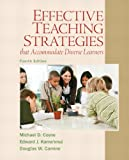 img - for Effective Teaching Strategies that Accommodate Diverse Learners (4th Edition) book / textbook / text book