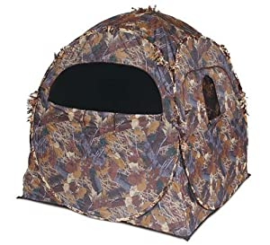 Ameristep 814 Tangle Camo Doghouse Blind by Ameristep