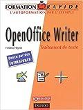 echange, troc Hepner - Formation rapide : OpenOffice Writer - Traitement de texte