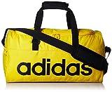 [アディダス] adidas リニアチームバッグ S BFP13 AY5479 (イーキューティーイエロー S16/イーキューティーイエロー S16/ブラック)