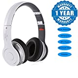 #6: Sony Xperia Z5 Compatible Certified S450/S460 Bluetooth Wired & Wireless Headphones With Tf Card/Mic/Fm Support(1 Year Warranty)