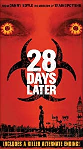28 Days Later [VHS]