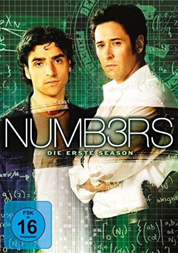 Numb3rs - Die erste Season [4 DVDs]