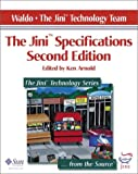 img - for The Jini(TM) Specifications, Edited by Ken Arnold (2nd Edition) book / textbook / text book