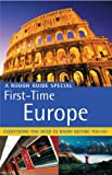 Rough Guide First Time Europe 6e