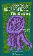 Paul et Virgine  by Saint