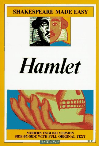 Hamlet (Shakespeare Made Easy) book cover