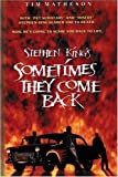 Sometimes They Come Back [DVD] [1991] [US Import]