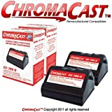 ChromaCast 769-0 Premium Compatible Red Postage Meter Ink Cartridge 2-Pack - Replacement for Pitney Bowes 769-0 - Compatible with Pitney Bowes E700, E707