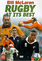 Bill McLaren Rugby At Its Best [Import anglais]