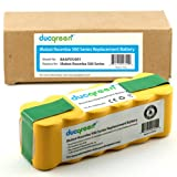 Duogreen iRobot Roomba 500, 600, and 700 Series Replacement Battery 3000 mA ....