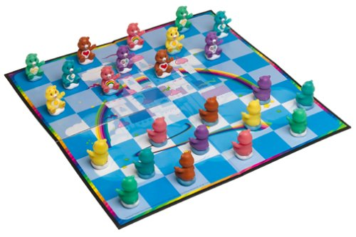 Care Bears Checkers front-837027