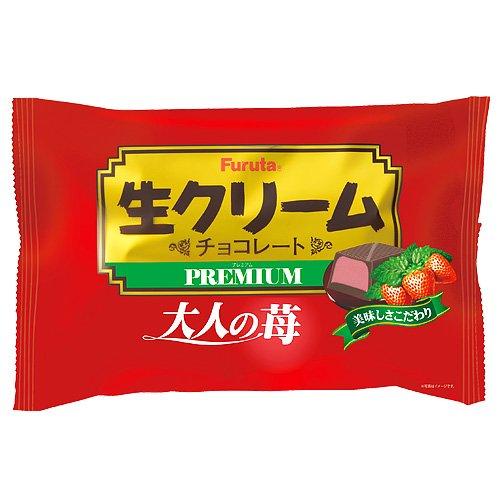 フルタ 生クリームチョコプレミアムストロベリー