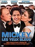 Mickey les yeux bleus