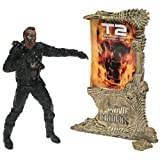 McFarlane Toys Movie Maniacs Series 4 Action Figure T2 Terminator 2 Judgement Day T800 ~ McFarlane Toys