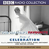 img - for The Nation's Favourite Poems of Celebration: Selection of Celebratory Verse (BBC Radio Collection) book / textbook / text book