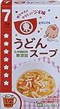 ヒガシマル醤油 赤ちゃん用うどんスープ8P×6個