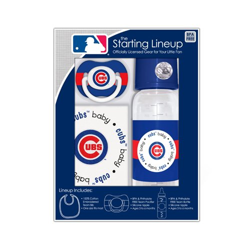 Mlb Chicago Cubs Gift Set front-798283