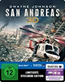 DVD & Blu-ray - San Andreas (Steelbook) (exklusiv bei Amazon.de) [3D Blu-ray] [Limited Edition]