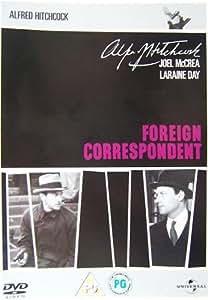Foreign Correspondent [DVD] [1940]