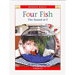 Four Fish: The Sound of F (Wonder Books (Chanhassen, Minn.).)