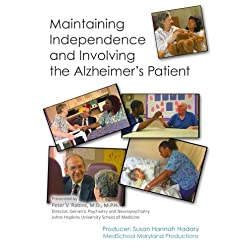 Maintaining Independence and Involving the Alzheimer's Patient