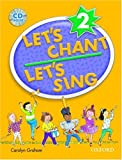 echange, troc Carolyn Graham - Let's Chant, Let's sing 2 book and audio cd
