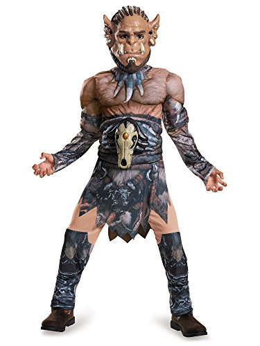 Durotan Classic Muscle Warcraft Legendary Costume
