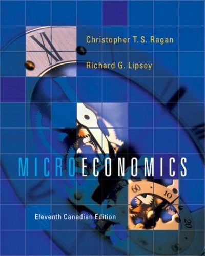 Microeconomics, Eleventh Canadian Edition