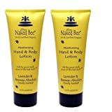 The Naked Bee Lavender & Beeswax Absolute 6.7oz Lotion 2 Pack (2)