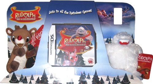 Rudolph the Red-Nosed Reindeer Plush Bundle