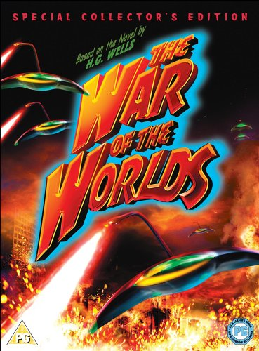 The War of the Worlds: Special Edition (1953) [DVD]