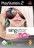 PS2 Game SingStar 80's