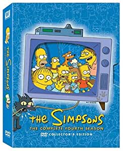 The Simpsons: The Complete Fourth Season (Bilingual) [Import]
